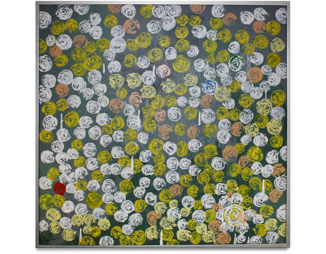 Fernando Modesto Flowers for Buddha 2